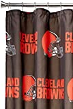 NFL Cleveland Browns Shower Curtain by Northwest