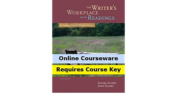 Amazon mindtap english for scarryscarrys the writers amazon mindtap english for scarryscarrys the writers workplace with readings building college writing skills 8th edition courses fandeluxe