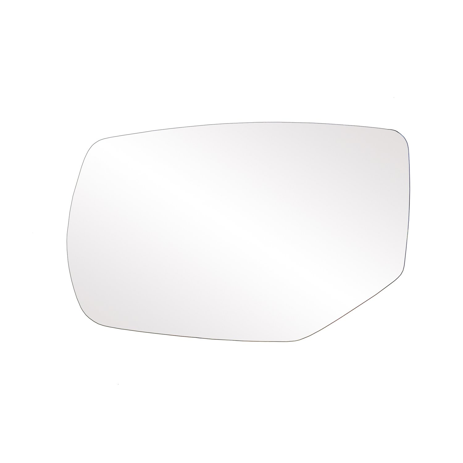 Fit System 30269 Honda Accord Right Side Heated Power Replacement Mirror Glass with Backing Plate and Turn Signal