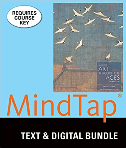 bundle gardners art through the ages backpack edition book c non western art to 1300 loose leaf version 15th gardners art through the ages version 15th mindtap art 1 term