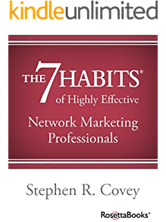Amazon the nutrilite story past present future second the 7 habits of highly effective network marketing professionals fandeluxe Choice Image