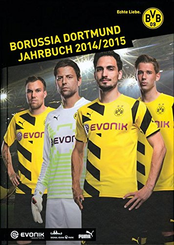 Borussia Dortmund Jahrbuch 2014/15