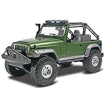 Revell Jeep Wrangler Rubicon Plastic Model Kit by Revell