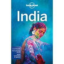 Lonely Planet India 17th Ed.: 17th Edition