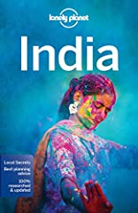 Lonely Planet India is your passport to the most relevant, up-to-date advice on what to see and skip, and what hidden discoveries await you. Immerse yourself in the sacred city of Varanasi, wonder at the Taj Mahal in Agra, or cruise th...