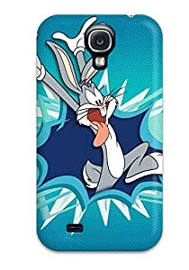 jack mazariego Padilla's Shop New Style Galaxy S4 Hard Back With Bumper Silicone Gel Tpu Case Cover Bugs Bunny