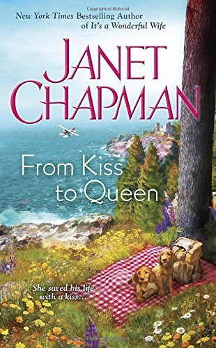 book cover of From Kiss to Queen