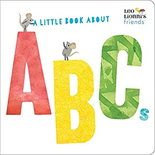 Book Cover: A Little Book About ABCs