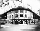 1909 Forbes Field Stadium Pittsburgh Photograph- Reprint 8x10