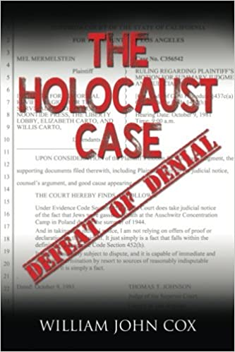 Book The Holocaust Case: Defeat of Denial