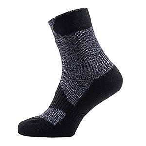 SEALSKINZ Waterproof Walking Thin ankle sock