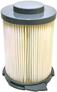 HQRP Washable Primary HEPA Filter Compatible with Hoover S3755 / S3765 WindTunnel Bagless Canister Vacuum Cleaner