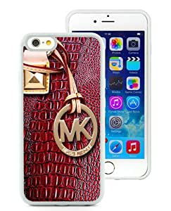 Newest M-K iPhone 6 TPU Case ,Unique Michael Kors 145 White iPhone 6 4.7 Inch Cover Case Fashion And Durable Designed Phone Case