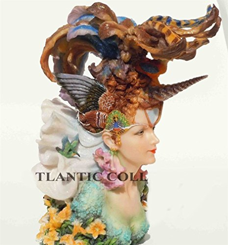 Ky & Co YesKela Josephine Wall Fantasy Rare My Lady Unicorn Fairy Mermaid Figurine CLOSEOUT SALE
