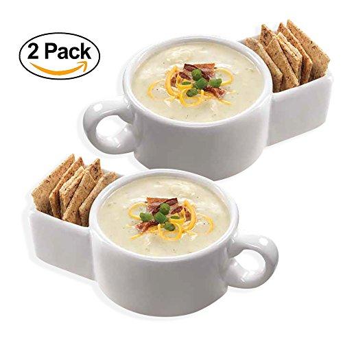 Soup and Cracker Mug or Cereal Bowl Set of (2) (Mug Soup Kids)