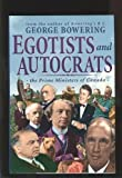 Egotists and Autocrats, George Bowering, 0670880817