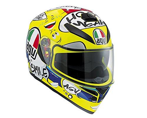 AGV K-3 SV Groovy MS Sportbike Street Motorcycle Helmet