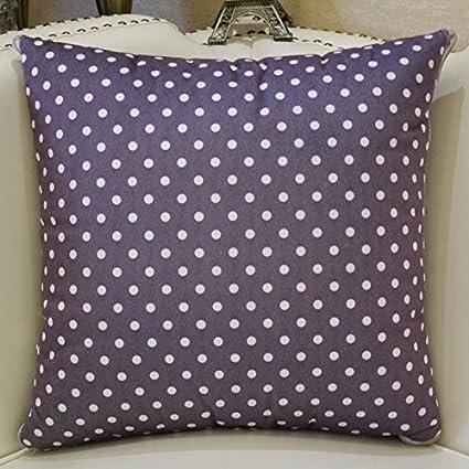 Almohada cojín sofá Home Office colchones pillow kit coche atrás cabecera almohada lumbar almuerzo dormir almohada