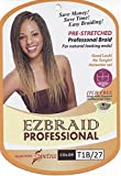 Innocence EZ Braid (Pre-Stretched Braid) 26'' - 8 Packs (T1B/27)