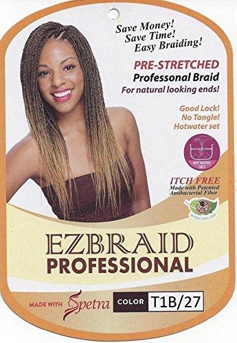 Innocence EZ Braid (Pre-Stretched Braid) 26'' - 8 Packs (T1B/27) by Innocence