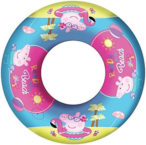 Diakakis – 0482228 – Flotador Hinchable bajo Licencia – Peppa Pig ...