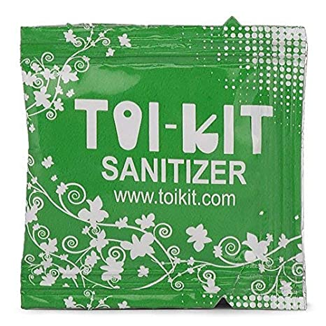 Buy Toikit 1 Ml Hand Sanitizer Sachets Kill 99 9 Germs Pack Of