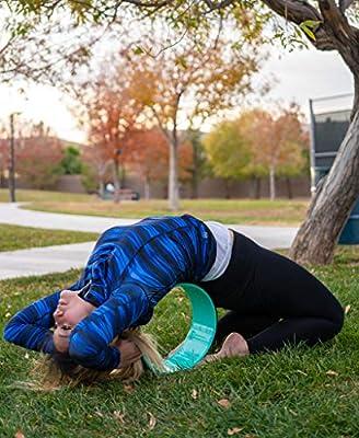 Amazon.com: Rueda de yoga: Sports & Outdoors