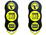 Tools & Hardware : CH Hanson 03040 Magnetic Stud Finder - 2 Pack