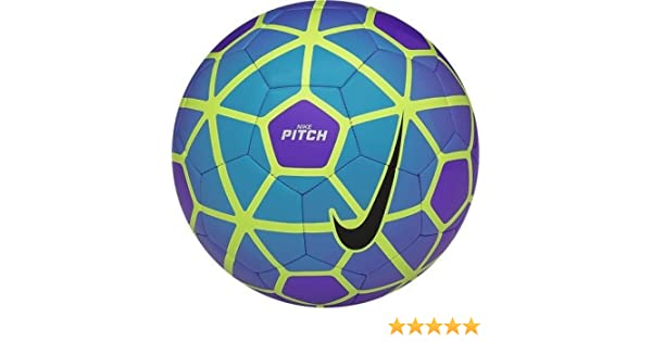 Nike Pitch Premier League Ball [Azul]: Amazon.es: Deportes y aire ...