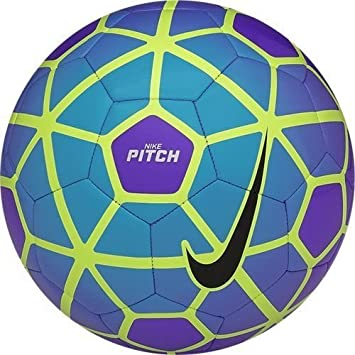 Nike Pitch Premier League Ball [Azul]: Amazon.es: Deportes y aire ...