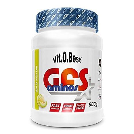 Vitobest GFS Aminos Powder Wild Melon - 500 gr: Amazon.es: Salud y cuidado personal