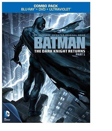 Batman:_The_Dark_Knight_Returns,_Part_1 USA Blu-ray: Amazon.es ...