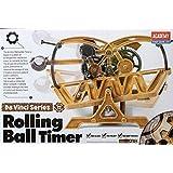 Academy Models Da Vinci Rolling Ball Timer - Da Vinci Machines Series Kit by Academy #18174