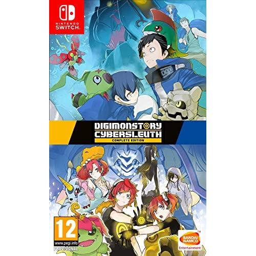 chollos oferta descuentos barato Digimonstory Cybersleuth Complete Edition Importación inglesa