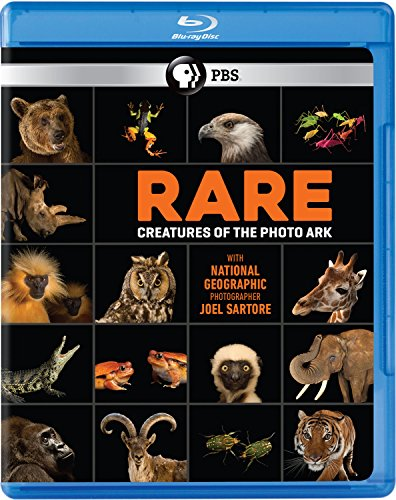 Rare: Creatures of the Photo Ark Blu-ray