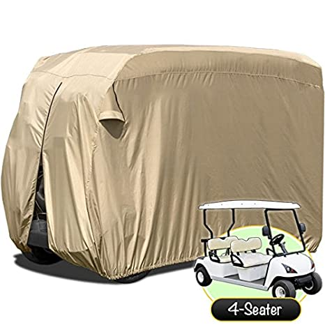 Amazon.com : Waterproof Superior Beige Golf Cart Cover Covers Club on club car hunting golf carts, club car custom golf carts, club car golf cooler, wakeboard tower accessories, club car parts, club cart parts and accessories, club car windshield replacement, club car hard side enclosures, electric golf carts, golf car batteries, club car golf seat covers, club car parts list, golf club parts and accessories, club car precedent golf carts, club car golf bag covers, golf car parts, club car gas golf carts, club car golf carts product, club car golf enclosures, yamaha golf car accessories, precedent golf car accessories, gas golf carts, club car cart parts, club car wiring diagram, golf cart cover, utility golf carts, club car weather enclosure, club car replacement parts, golf cart batteries,