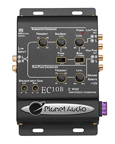 Planet Audio EC10B 2-Way Electro...