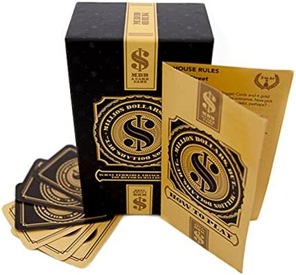 The Game CRY06502 But.. Cryptozoic Entertainment Million Dollars