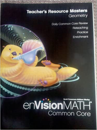 Amazon.com: Teacher's Resource Masters, Geometry, Grade 3 ...