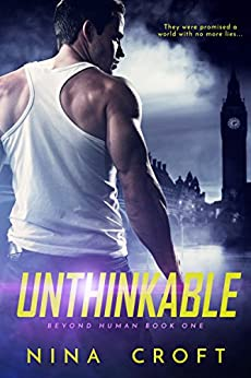 Unthinkable (Beyond Human) by [Croft, Nina]