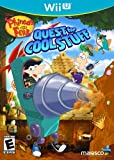 phineas and ferb quest wii - Phineas and Ferb: Quest for Cool Stuff - Nintendo Wii U by Majesco