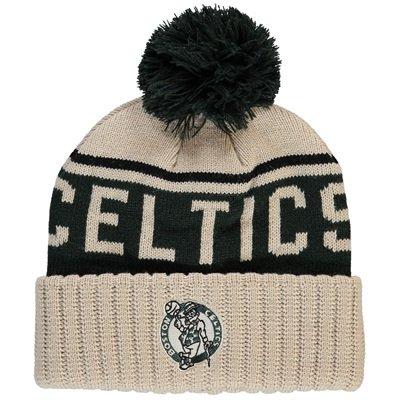 Boston Celtics Drift Bobble Hat  Amazon.co.uk  Kitchen   Home 548d50354