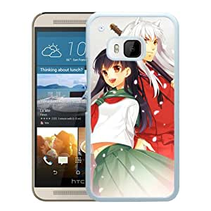 InuYasha 13 White New Design HTC ONE M9 Protective Phone Case