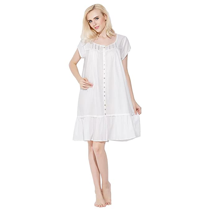 Dorekim Women\'s Casual Plus Size Short Sleeve Round Neck ...