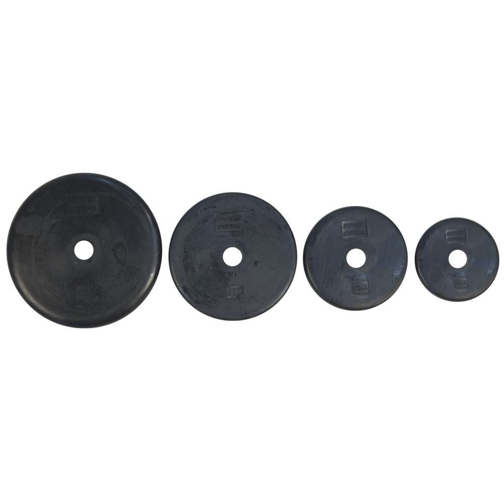Power Systems Rubber Standard Plate – Single