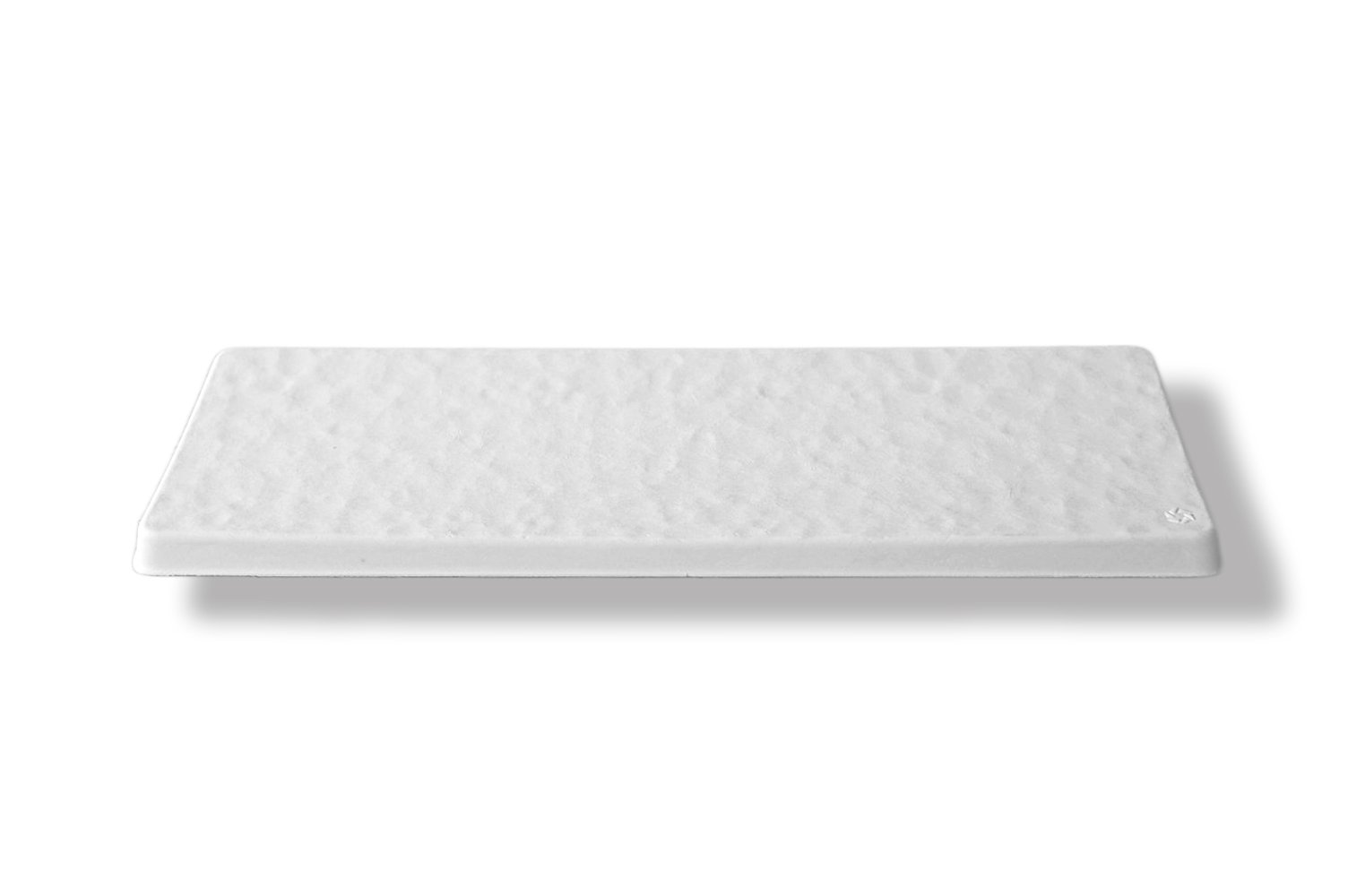 Wasara 100% Compostable 12x4 Inch Rectangular Serving Tray, 200 Count Case