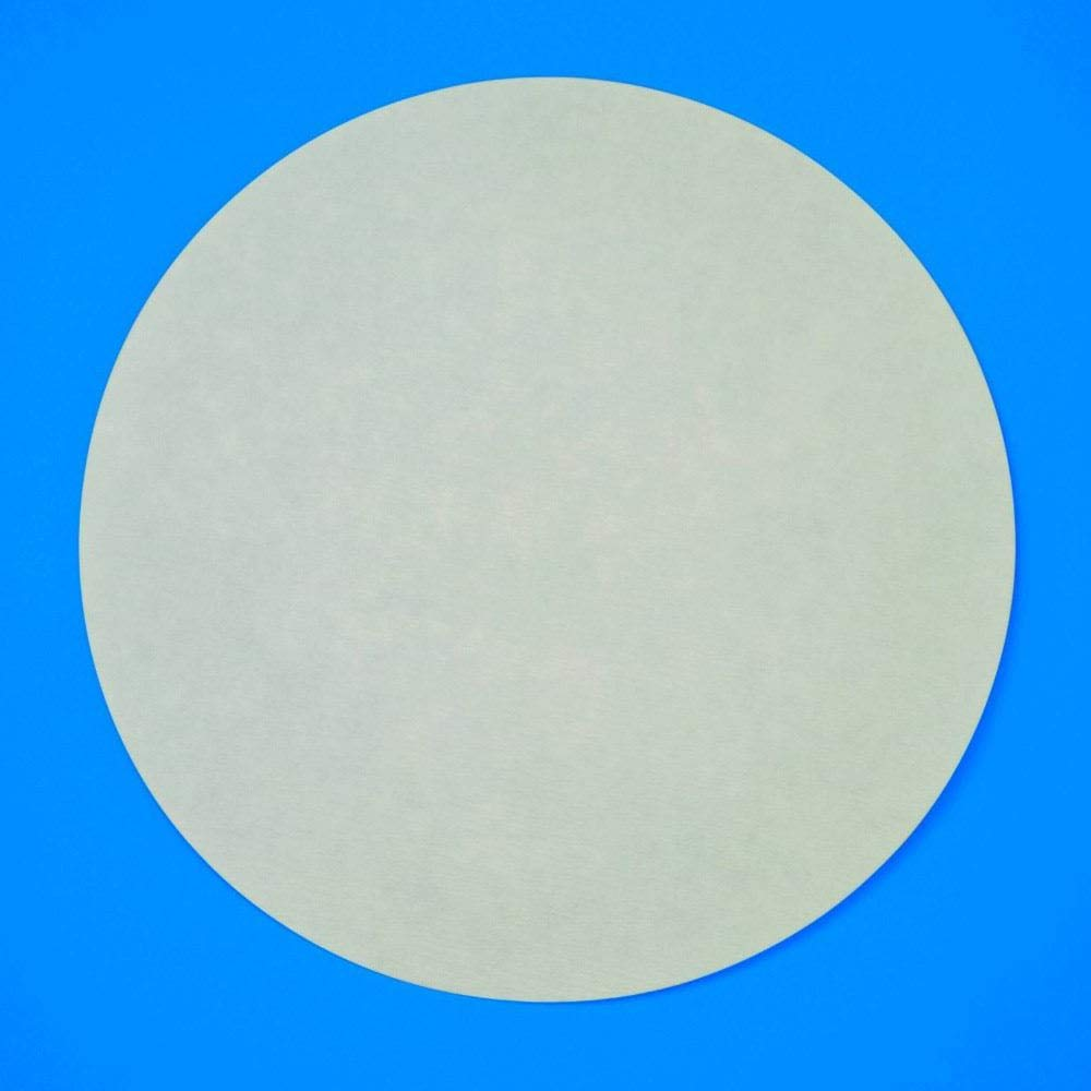 260mm (10.25'') Inside Diameter, 178mm (7'') Overall Height, 127mm (5'') Rim To Plate Filter Paper Disk,Box/100