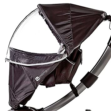 Amazon 4moms Origami Weather Cover Black Baby Stroller