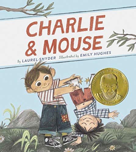 Charlie & Mouse: Book 1 (Classic Children's Book, Illustrated Books for - Mouse Childrens Book