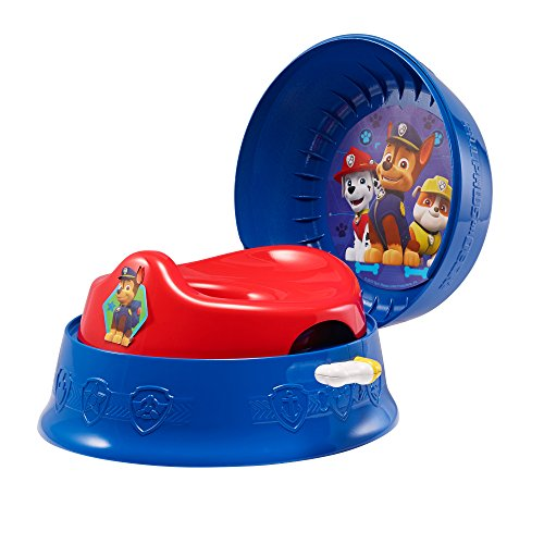 The First Years Nickelodeon Paw Patrol 3-in-1 Potty System, Chase ()
